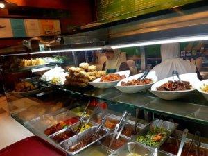 Kroger  food court